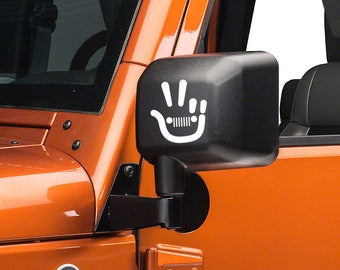 f8ca8b96 Jeep Wave Decal - Jeep Sticker - Jeep Logo Decal - Jeep accessory - Jeep  Gift - Jeep - Jeep Wrangler