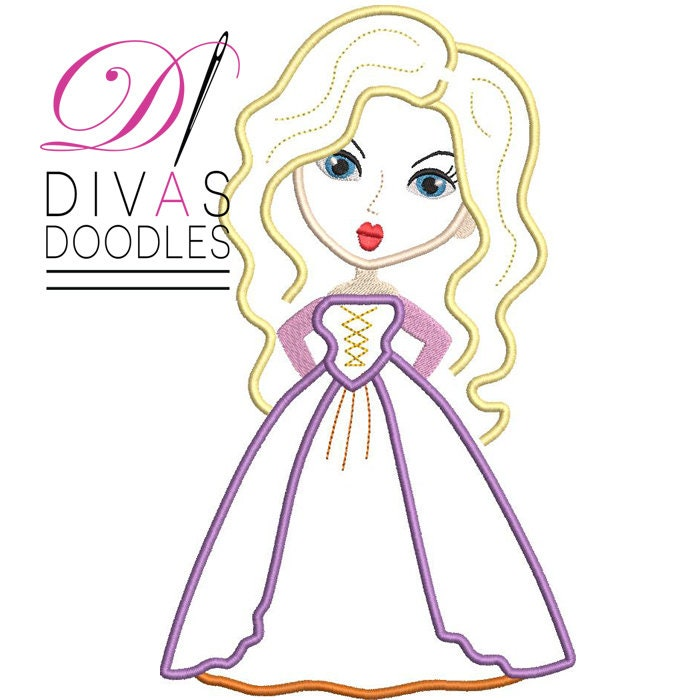 Hocus Pocus inspired Sarah Sanderson Machine Halloween Applique Embroidery  Instant Digital Download Design 2 sizes by DivasDoodles