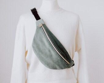 Melange Bauchtasche Gürteltasche Hüfttasche Beutel