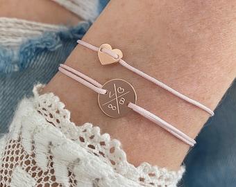 Engraving bracelet engraving plate bracelet family bracelet engraving personalized customizable friendship bracelet gift boyfriend girlfriend girlfriend