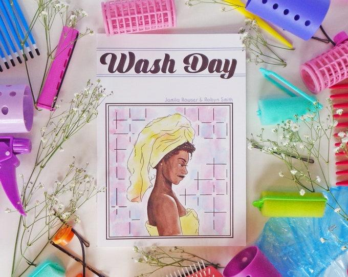15 Wash Day Print Comics (Wholesale)