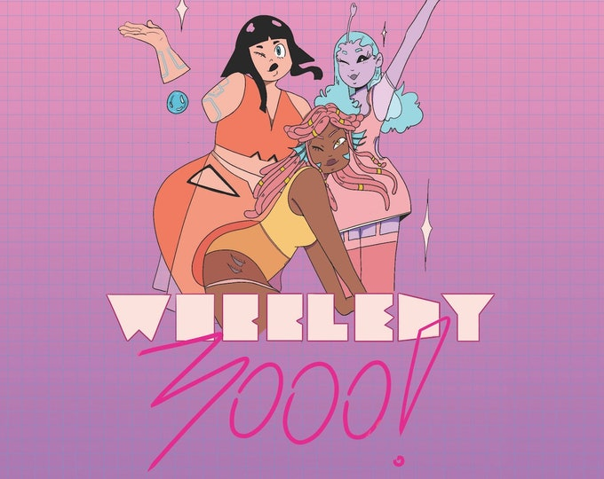 Wobbledy 3000 (Preorder)