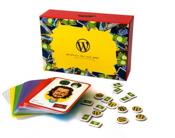 Shipping for WordPress the Card Game - Nordic Edition 2018