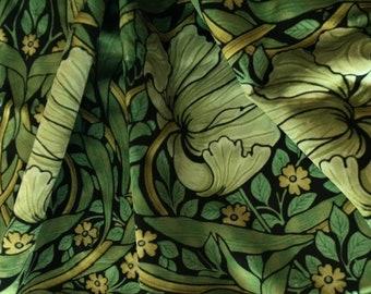 William Morris Fabric Etsy