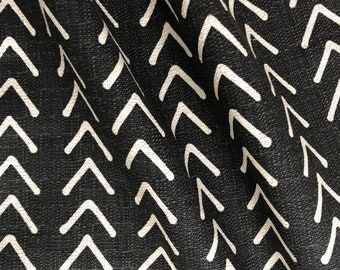 Mudcloth Fabric By The Yard Etsy