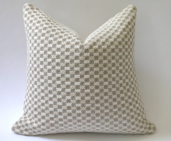 Etsy Cuscini.Taupe Mid Century Modern Throw Pillow Covers Cuscini Etsy