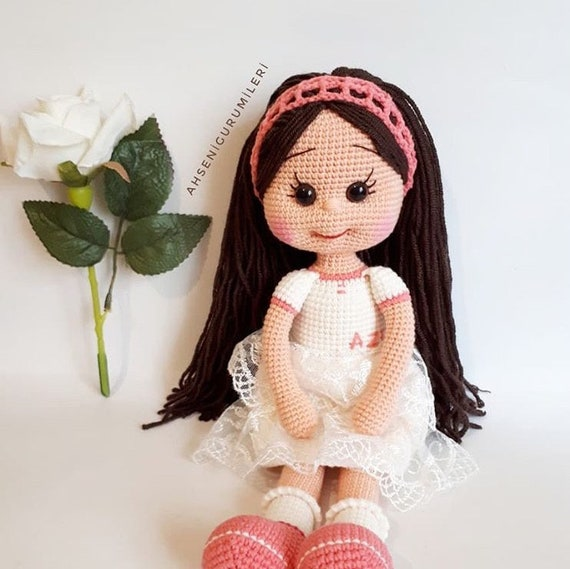 amigurumi doll crochet patterns free download - Salvabrani ... | 569x570