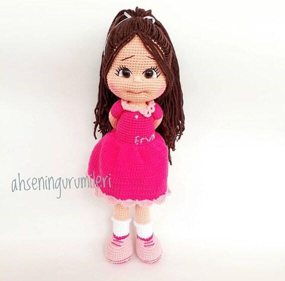 Cuddly-baby - amigurumi pattern | Crochet dolls, Crochet baby ... | 562x570