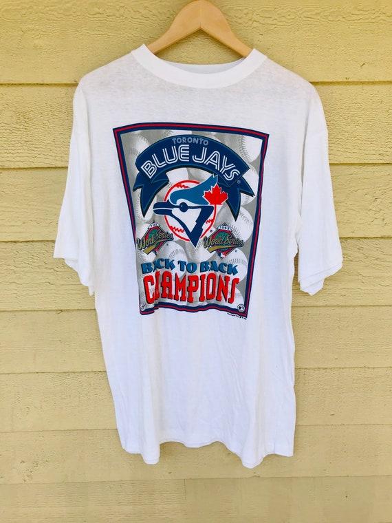 Toronto Blue Jays back to back MLB champions - image 1