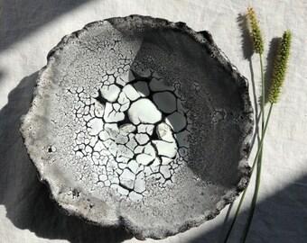 ceramic bowl hand made