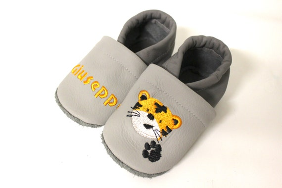 Crab shoes with names baby shoes crawl