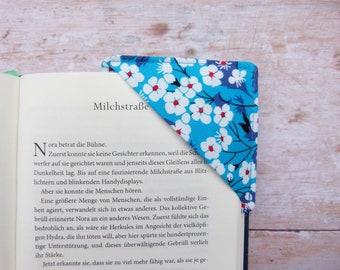 Zero waste bookmark / corner bookmark / book corner / Happy corner bookmark / gift / gift / souvenir