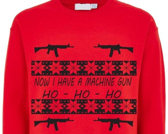 more colors die hard christmas sweater