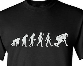 29a7f80e Evolution of Football, American Football, NFL, Tumblr, Fashion Style, Gift  Meme, Quote, Funny T Shirt For Men, Women and kids!