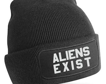 c26aeb36751 Aliens Exist Beanie