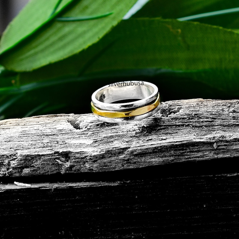 Spinner Ring,925 Sterling Silver Ring,Meditation Ring,Spinning Ring,Yoga Ring,Handmade Ring,Statment Ring,Antique Ring,Band Ring,Worry ring
