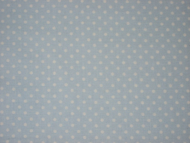 Patchwork fabric cotton fabric macower dots dots light image 0