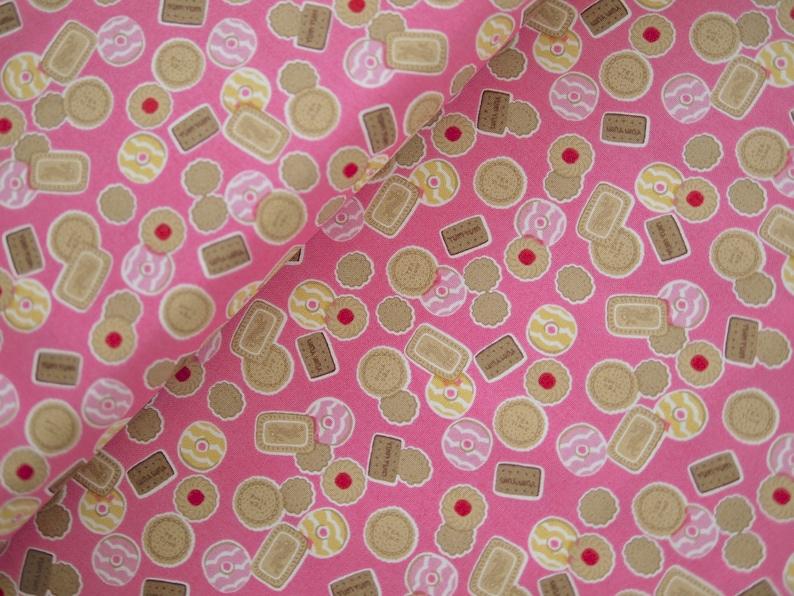 Makower patchwork biscuits & cookies image 0