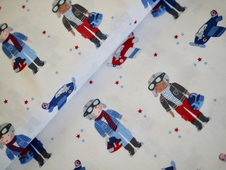 Michael Miller Patchwork Fabric Cotton Fabric Children's image 0