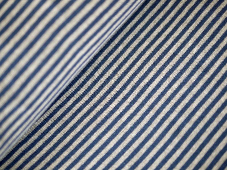 Ringlet cuff knit cuffs ring cuffs dark blue-grey image 0