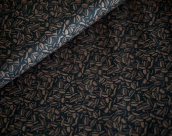 Windham Patchwork Fabric, COFFEE SHOP, Coffee, Coffee Beans