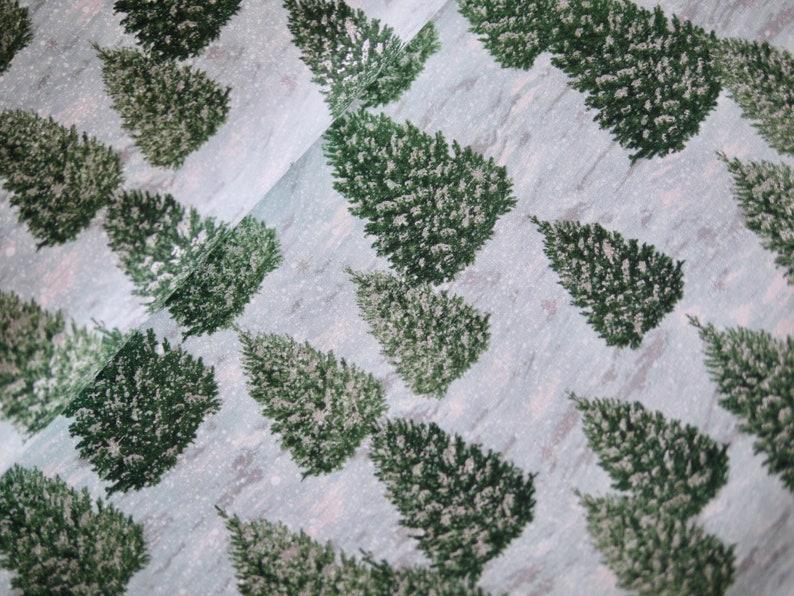 Robert Kaufman patchwork fabric Christmas fabric WINTER image 0