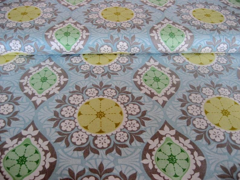 BLEND patchwork fabric series Clementine Lemons Lemon image 0