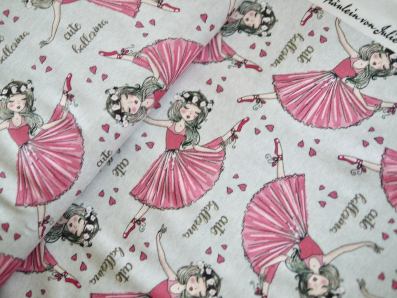 Cotton jersey jersey fabric children's fabric image 0