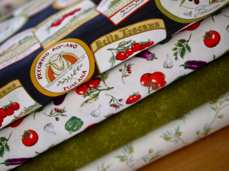 Windham Fabric Package Patchwork Fabric Bella Tuscany image 0