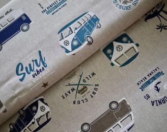HILCO Canvas, California, similar to Bulli, similar to VW bus, surfing