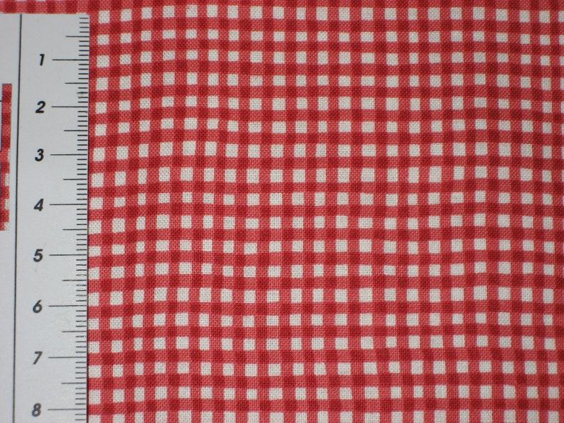 Makower patchwork fabric cotton fabric GINGHAM diamond image 0