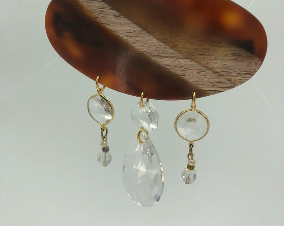 Wind Chime ~ Crystal Clip