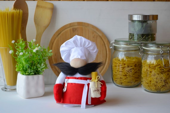 Kitchen Gnome Chef Mother S Day Gift Cook Etsy