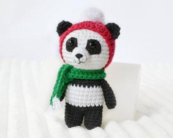 Panda Sjaal Etsy