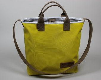 Stroller bag gymnastic mat yellow