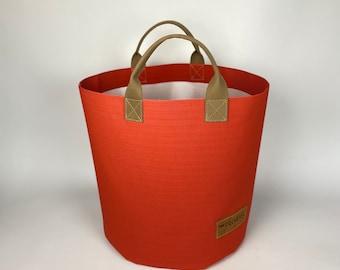 Firewood basket/ Shopping basket/ Laundry basket