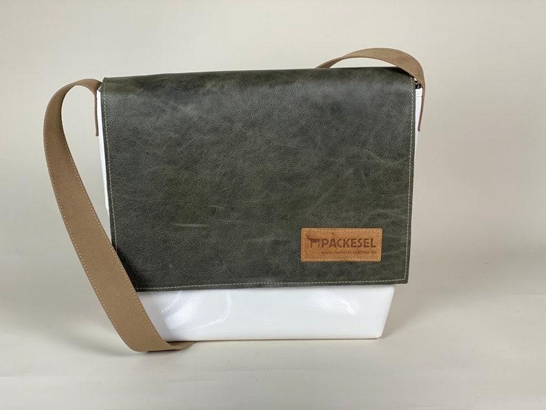 Bag work leather image 0