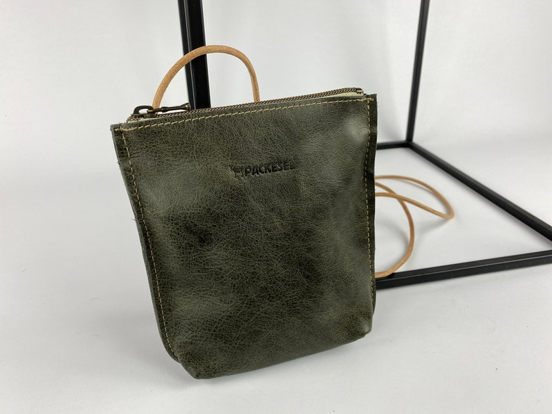 Mini bag Small luggage olive image 0