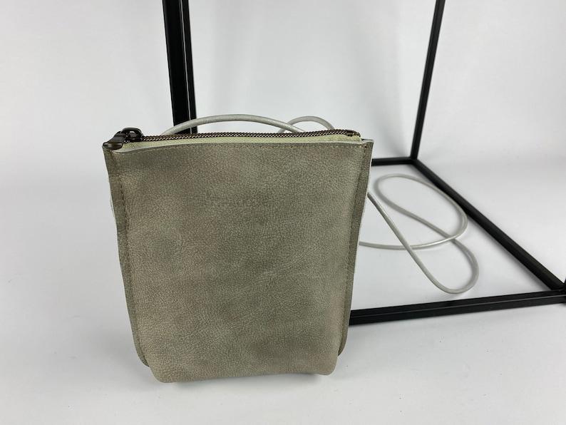 Mini bag Small luggage grey image 0