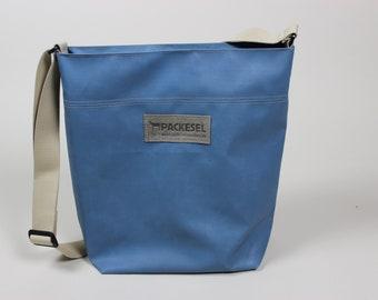 """Shoulder bag """"Turnmat"""" receycelt"""