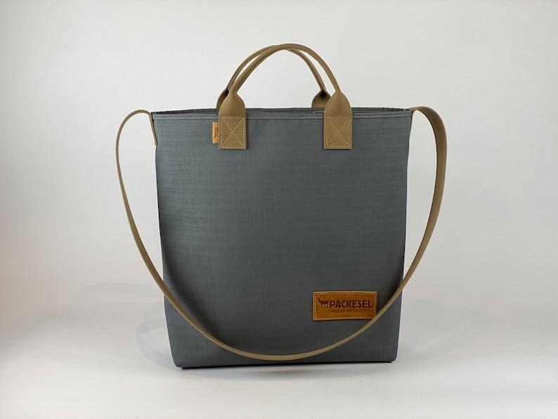 Stroller bag Judo mat grey image 0