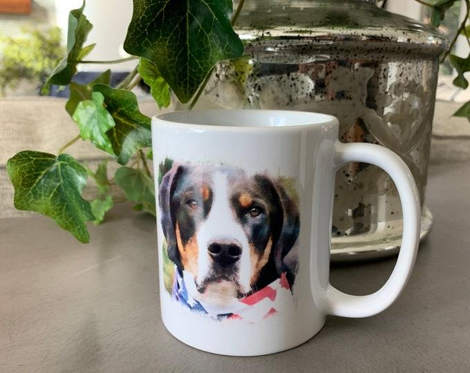 Greater Swiss Mountain Dog Mug, Greater Swiss Mountain Dog Gift, Greater Swiss Mountain Dog, Swissy Mug, Swissy Gift, Swissy, Dog Mug, Dog