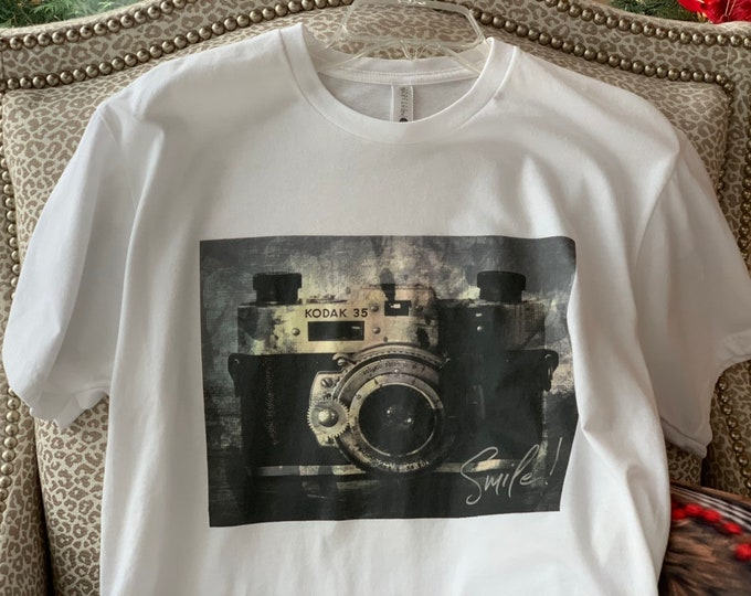 Photography T-shirt, Photography Gift, Camera T-shirt, Photography Lover, T-shirt For Photographers, Photography, Gift For Photographer