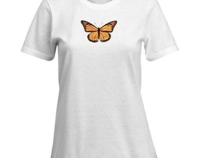 Monarch Butterfly Shirt, Monarch Butterfly, Monarch, Monarch Butterfly Tshirt, Monarch Butterfly T Shirt, Butterfly Shirt For Women