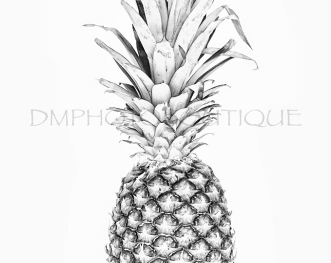 Pineapple Decor, Pineapple Print Wall Art, Pineapple Gifts, Pineapple Art, Pineapple Art Print, Pineapple Artwork, Pineapple Print, Wall Art