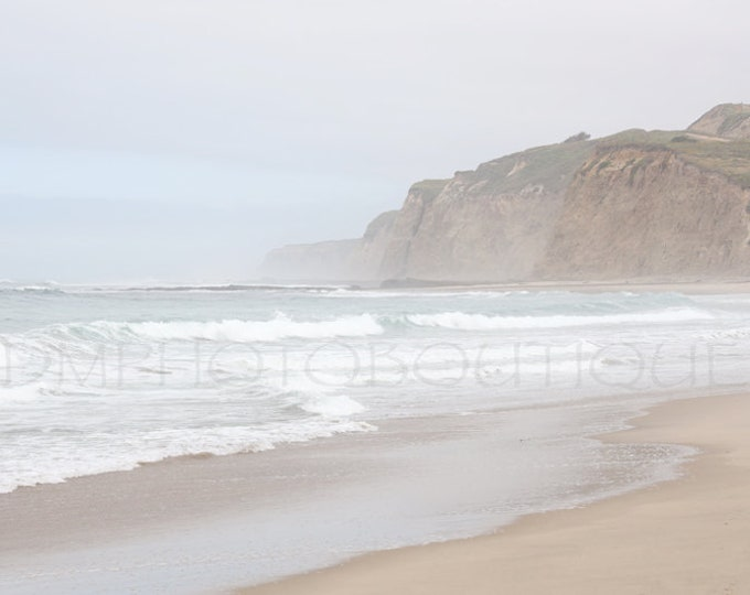 Beach Print, Beach Photo, Coastal Living Decor, California Wall Art, Beach Photography, Beach Pictures, Beach Art, California Coast, Big Sur