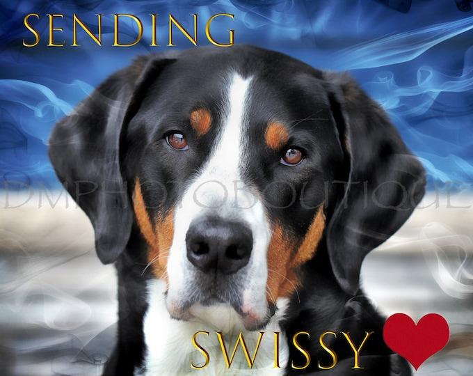 Greater Swiss Mountain Dog Notecards, Swissy Notecards, GSMD Notecards, Dog Notecards, Greater Swiss Mountain Dog Greeting Card, Swissy Gift