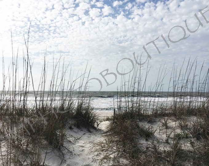Beach Print, Coastal Living Decor, Beach Decor, Beach Wall Decor, Beach Photography, Beach Wall Art, Beach Art, Coastal Print, Beach Photo