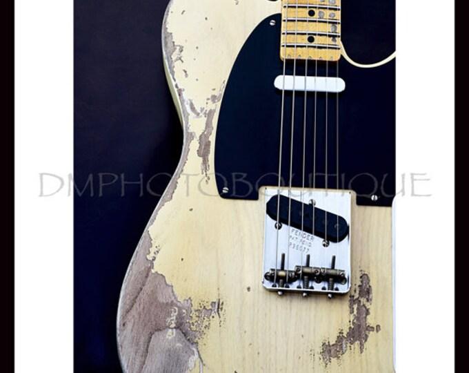 Guitar Print, Guitar Wall Art, Guitar Wall Decor, Guitar Art Print, Guitar Art, Guitar Artwork, Guitar Art Canvas, Music Art, Music Wall Art