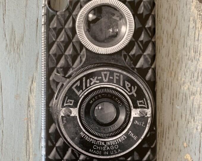 Vintage Camera Phone Case, Retro Camera Phone Case, Photography Gift, Old Camera Phone Case, Antique Camera Phone Case,Gift For Photographer